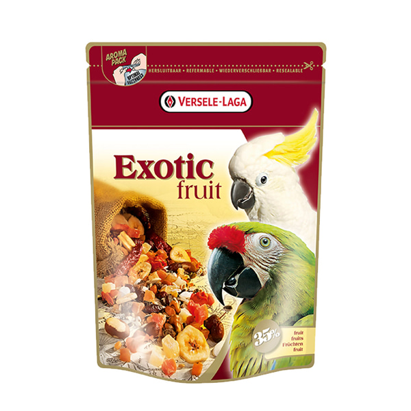 버셀라가 Exotic Fruit MIX 600g