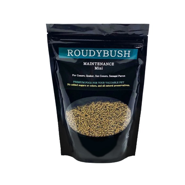 라우디부쉬 Mini Maintenance Pellet 500g